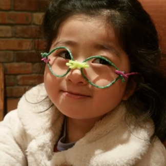 Check out my wiki stix glasses. 3 years old